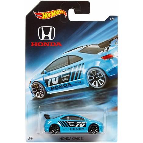 Hot Wheels Honda 70th Anniversary 1:64 Vehicle - Honda Civic SI (FKD26)