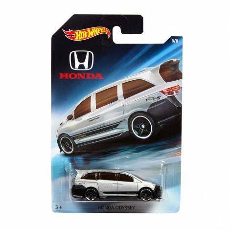 Hot Wheels Honda 70th Anniversary 1:64 Vehicle - Honda Odyssey (FKD30)