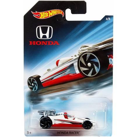 Hot Wheels Honda 70th Anniversary 1:64 Vehicle - Honda Racer (FKD28)