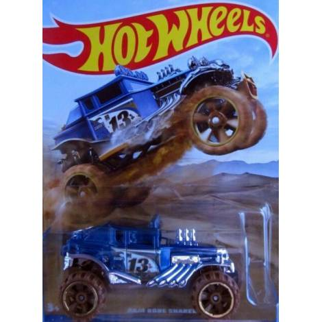 Hot Wheels : Off Road Trucks Series - Baja Bone Shaker (FYY74)