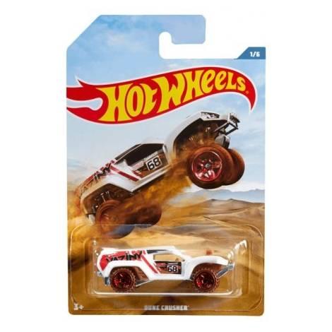Hot Wheels Off Road Trucks Series - Dune Crusher Vehicle (FYY68)