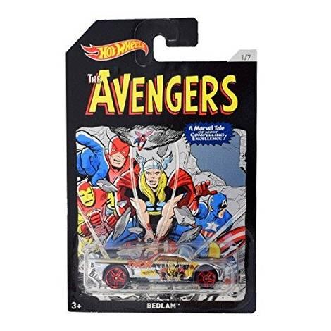 Hot Wheels The Avengers - Thor - Bedlam (FKD49)