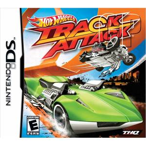 Hot Wheels Track Attack (NINTENDO DS)
