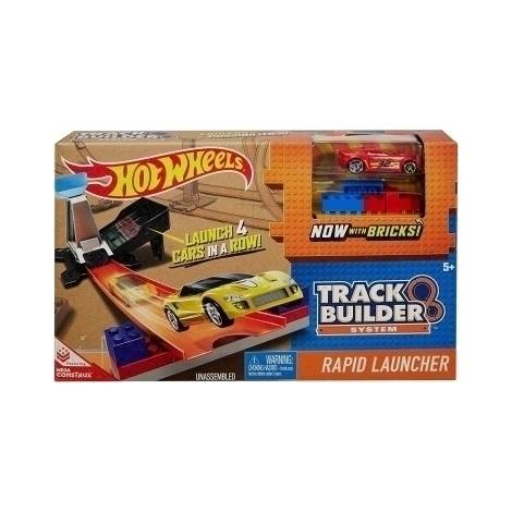 Hot Wheels Track Builder System - Rapid Launcher (DWW94)