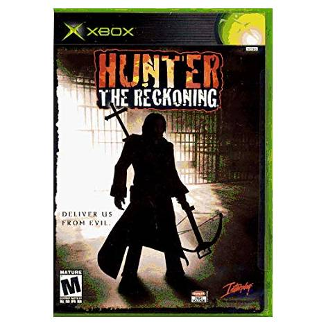 Hunter : The Reckoning (XBOX) (CD Μονο)