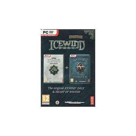 Icewind Dale & Heart Of Winter Expansion (PC)