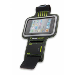 iFrogz - Apple iPod Touch and iPhone Motion Armband - Black