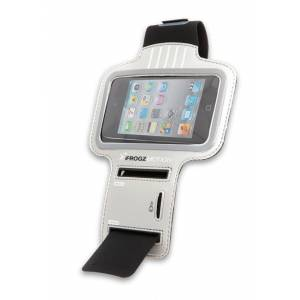 iFrogz - Apple iPod Touch and iPhone Motion Armband - Grey