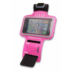 iFrogz - Apple iPod Touch and iPhone Motion Armband - Pink
