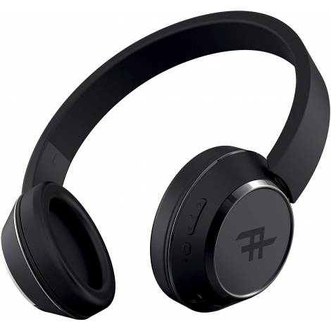 iFrogz Coda Wireless Bluetooth Headphone with Built-In Microphone - Black (IFOPOH-BK0)