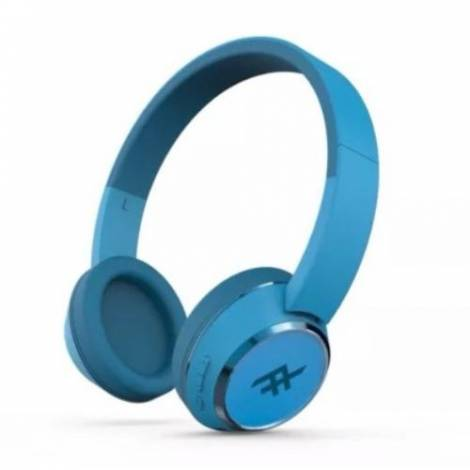 iFrogz CODA Wireless Headphones - Ασύρματα Ακουστικά Κεφαλής Bluetooth + Mic - Blue (IFOPOH-BLO)