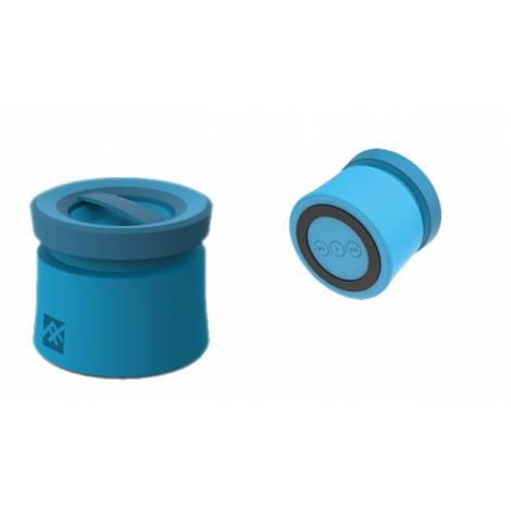 ifrogz Coda Wireless Speaker with Mic BLUE IFOPBS-BL0