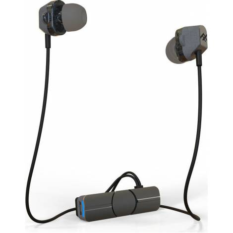 iFROGZ Impulse DUO™ Wireless Ασύρματα Ακουστικά (γκρι/μαύρο)