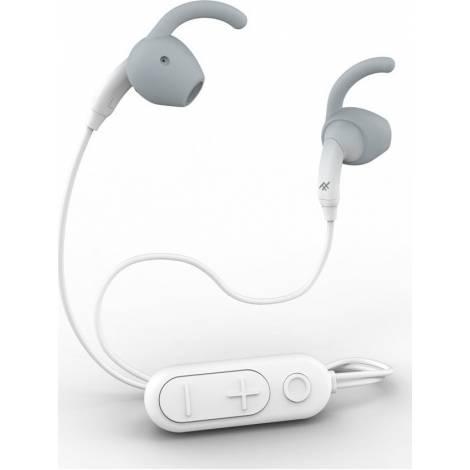 IFROGZ Sound Hub Tone Wireless Earbuds - White/Gray