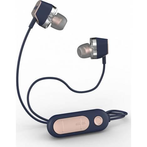IFROGZ Sound Hub XD2 Wireless Earbuds - Navy
