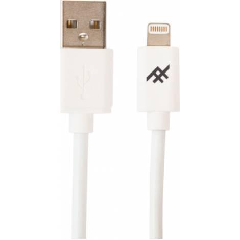 iFrogz-Uniquesync Lightning Cable 1,8m White   IFUSLR-WH1