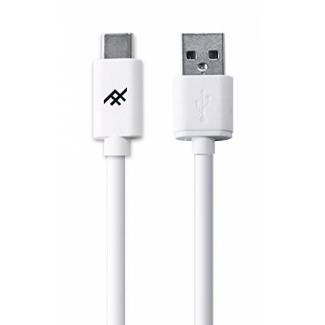 IFROGZ USB A TO USB TYPE C CABLE 1.8M WHITE (IFUSAR-WH3)