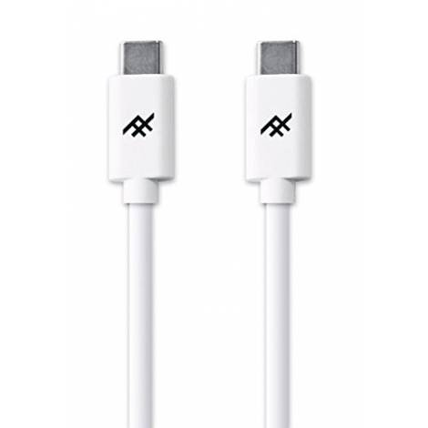 iFrogz USB Type C To USB Type C Cable 1.8m White (IFUSCR-WH3)