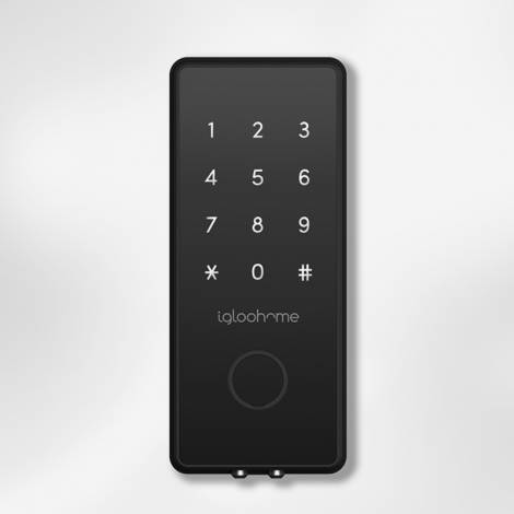 IGLOOHOME - DEADBOLT 2S Smart Lock (IGB3)