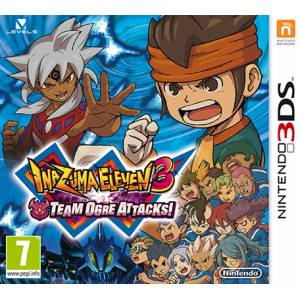 Inazuma Eleven 3: Team Ogre Attacks! (NINTENDO 3DS)