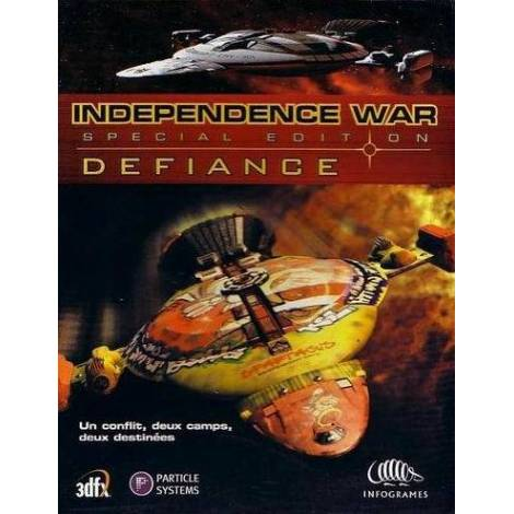 Independence War Special Edition Defiance (PC) (Cd Only)