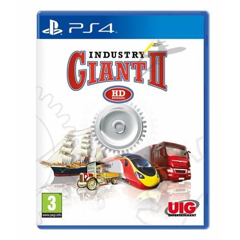 Industry Giant II HD Remake  (PS4)