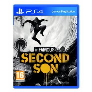 inFamous: Second Son (PS4) (Sony)
