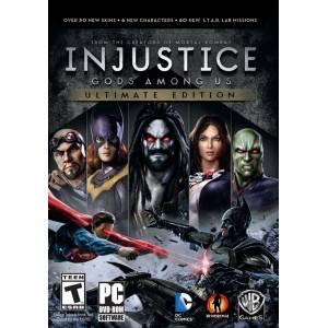 Injustice: Gods Among Us - Ultimate Edition - Steam CD Key (κωδικός μόνο) (PC)