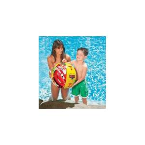 INTEX - INFLATABLE BALL CARS (AGE 3+) (58053)