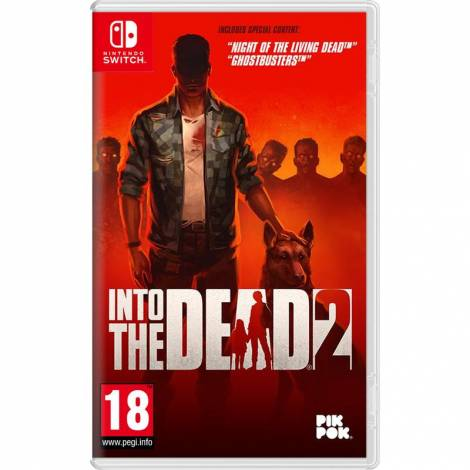 INTO THE DEAD 2 (Nintendo Switch)