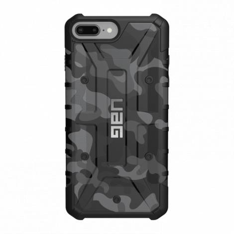 iPhone 8/7/6S Plus (5.5 Screen) Pathfinder Case-BlackCamo/BlackLogo-Retail Packaging