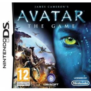 James Cameron's Avatar: The Game (NINTENDO DS)