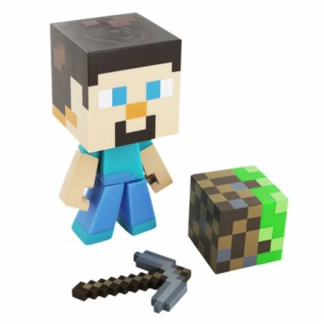 Jinx Minecraft 15cm Steve Diamond Vinyl Figure