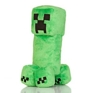 Jinx Minecraft 26cm Creeper Plush