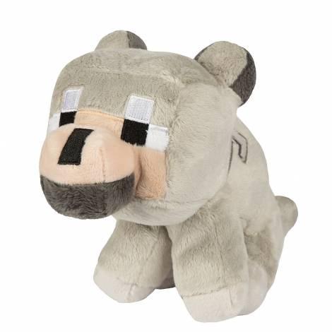 Jinx Minecraft Baby Wolf 20,3 cm Plush