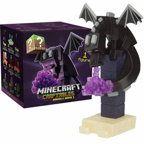 Jinx Minecraft Craftables Blind Box Series 2