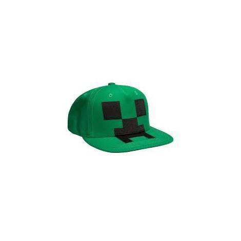 Jinx Minecraft Creeper Mob Hat