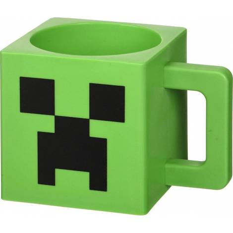 Jinx Minecraft Creeper Mug