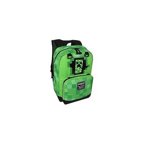 Jinx Minecraft CREEPY CREEPER 43,2cm BACKPACK - Green