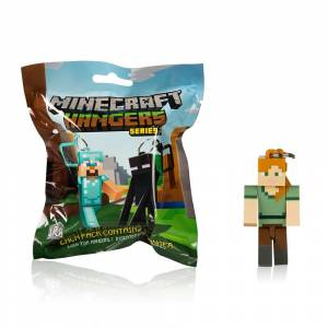 Jinx Minecraft Hangers Blind Box Series 2 (Random 1 τεμ.)