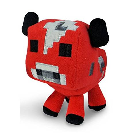 Jinx Minecraft Happy Explorer Baby Mooshroom 13,3 cm Plush