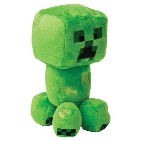 Jinx Minecraft Happy Explorer Creeper 17.8 cm Plush