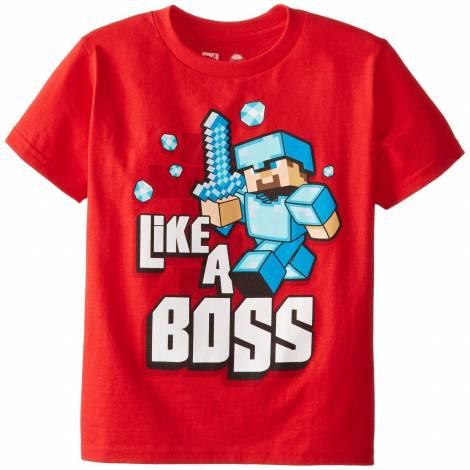 Jinx Minecraft Like a Boss