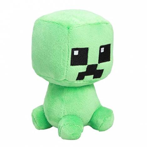 Jinx Minecraft Mini Crafter Creeper Plush (11cm)