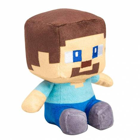 Jinx Minecraft Mini Crafter Steve Plush (11cm)