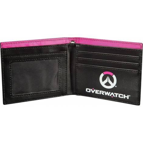 Jinx Overwatch D.va Bi Fold Graphic Wallet (7939)