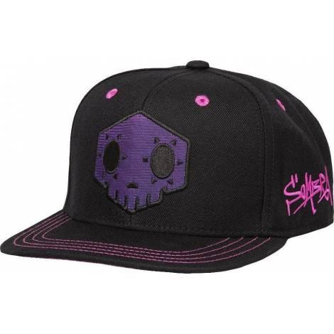 Jinx Overwatch Sombra Snap Back Hat (8343)