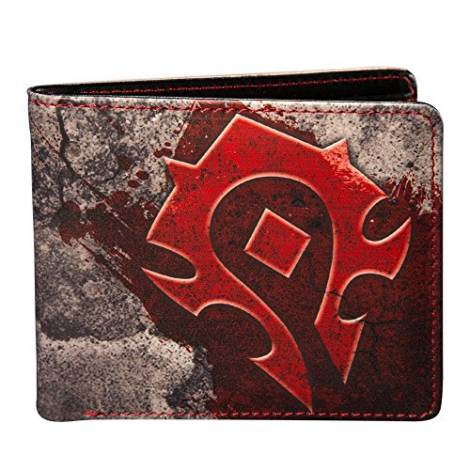 Jinx WoW Horde  PU Wallet with hanger
