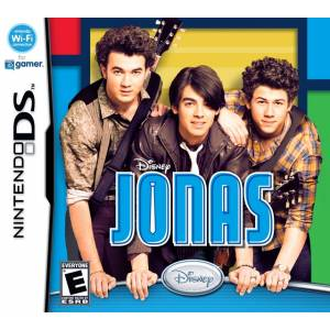 Jonas Brothers - χωρίς κουτάκι (NINTENDO DS)