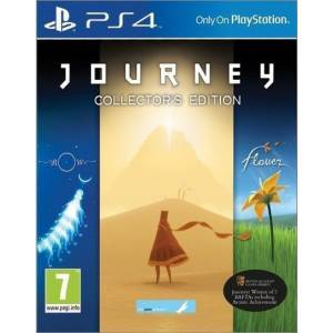 Journey Collector's Edition (PS4) (Sony)